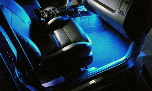 Indoor LED Car Lighting
